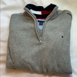 Tommy Quarter-zip